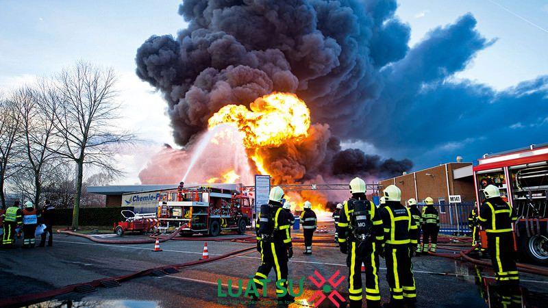 Ai phải đóng bảo hiểm cháy nổ cho chung cư?