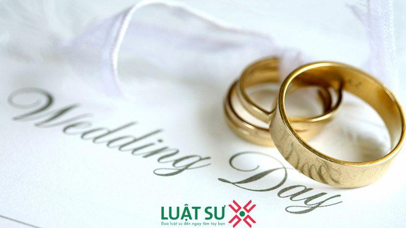 Có được ủy quyền người khác xin giấy xác nhận tình trạng hôn nhân ?