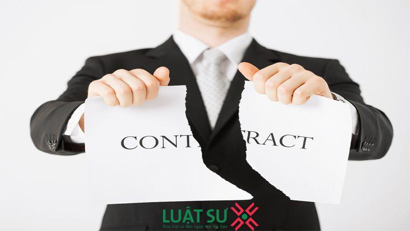 Khi nào thì được chấm dứt hợp đồng thuê nhà?
