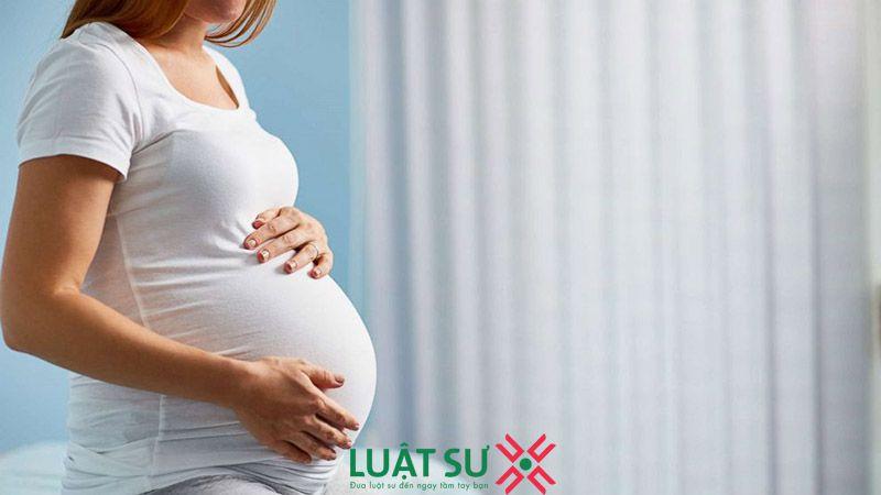 Chế độ thai sản của lao động nữ