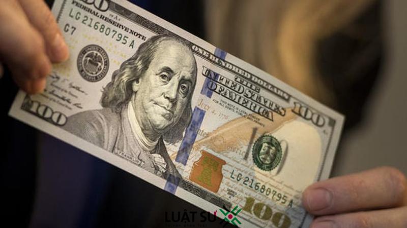 Tiền USD bị rách, hỏng có đổi được không?