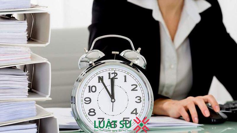 Quy định về thời gian làm việc của giáo viên?