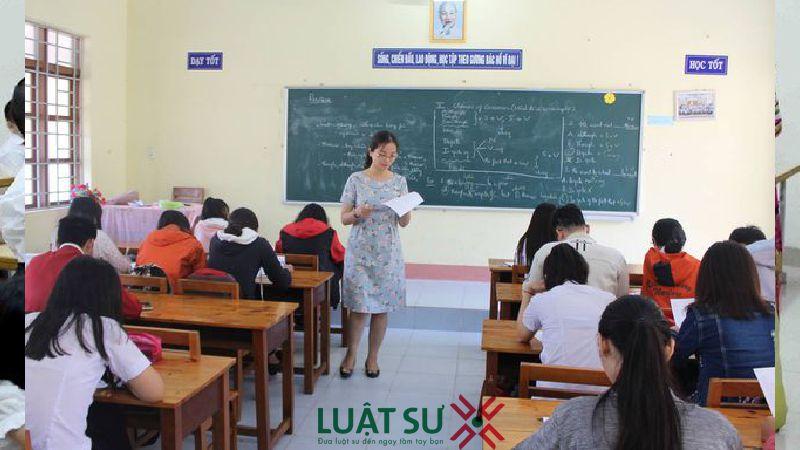 Giáo viên có được tự ý dạy thêm ngoài nhà trường?