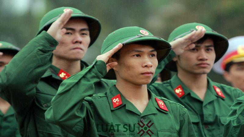 Độ tuổi tham gia nghĩa vụ quân sự 2020 là bao nhiêu?