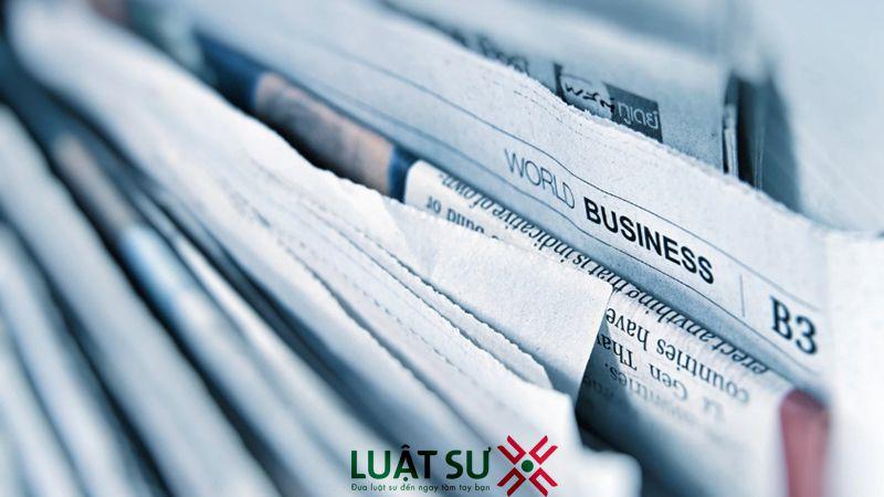 Thủ tục thay đổi đăng ký kinh doanh tại huyện Đông Anh