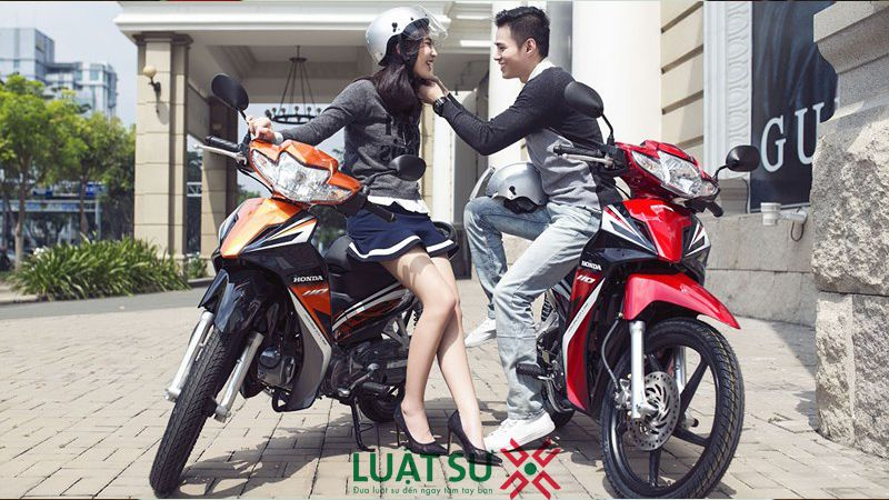 Chi tiết thủ tục mua xe máy mới tại Hà Nội