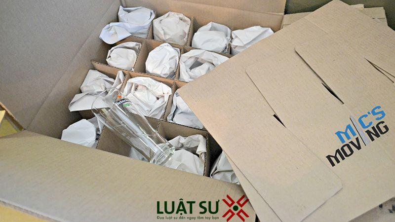 Shipper làm hỏng đồ khi vận chuyển, người mua hàng bắt đền ai?
