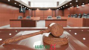 Trình tự thủ tục khởi kiện vụ án dân sự
