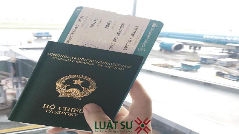 Bao nhiêu tuổi được làm hộ chiếu?