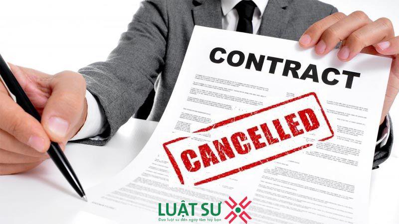 Các trường hợp được đơn phương chấm dứt hợp đồng lao động