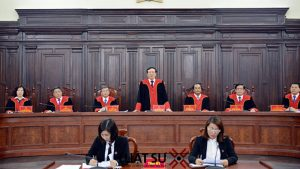 Cách tính án phí các vụ án
