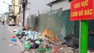 Vứt rác bừa bãi phạt tới 7 triệu đồng