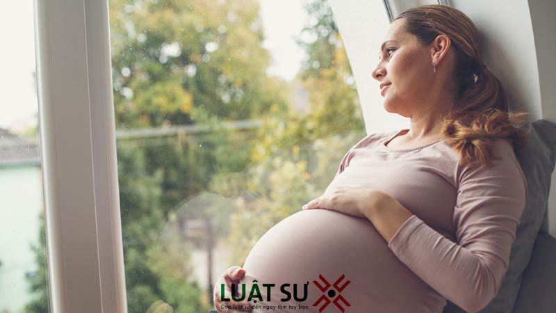 Đóng bảo hiểm bao lâu thì được hưởng chế độ thai sản?